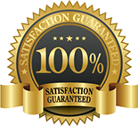 100% Satisfaction Guaranteed - Paintless Dent Removal - Hail Damage Repair